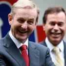 Alan Shatter claimed Enda Kenny was placing self-preservation above the needs of the country
