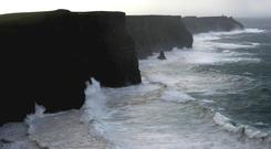 Cliffs of Moher (Stock picture)