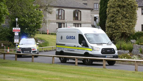 Pair arrested in Waterford suspicion of terrorism offences