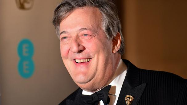 The row erupted after a member of the public contacted police about Stephen Fry's interview on RTE show The Meaning Of Life in 2015