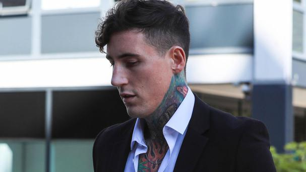 Jeremy McConnell takes Stephanie Davis from hospital days after split