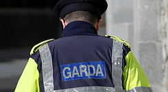 'The Government responded perversely to this extraordinary state of affairs, conceding a €50m pay deal to gardai late last year under threat of illegal strike action' (stock photo)