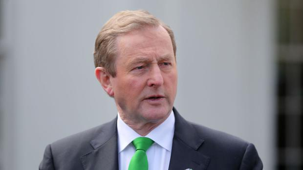 Enda Kenny established a reputation for decisiveness and political ambition
