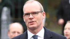 Simon Coveney, is one of the contenders to be the next Taoiseach
