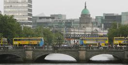 Ireland's regional cities should double in size to counter the growing influence of Dublin, Simon Coveney said.