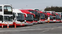The threat of strikes by Bus Éireann do not look likely in the near future (Stock picture)