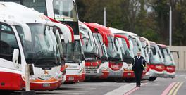 The NBRU said two thirds of its members in Bus Eireann backed the Labour Court recommendations