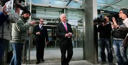 Sean Fitzpatrick has walked free from court