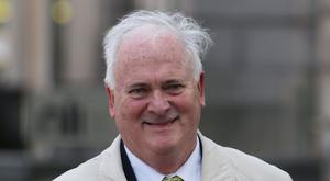 Former Taoiseach John Bruton was delivering the Grattan Lecture