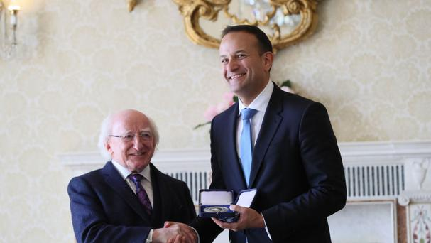 Ireland's Varadkar announces new cabinet lineup