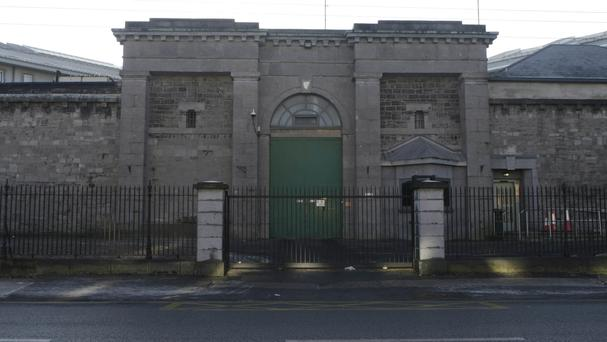 Limerick Prison. Photo: PA