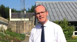 Foreign Affairs Minister Simon Coveney confirmed he had held fresh talks with parties at Stormont