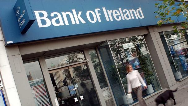 Bank of Ireland (stock photo)