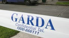 The scene has been preserved pending an examination by Garda forensic officers