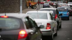 Dublin is ranked in the top 20 most congested cities in the world