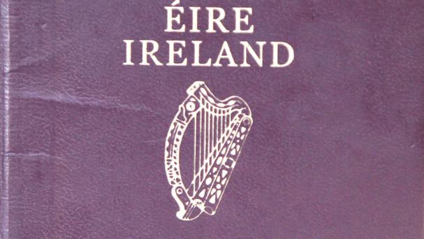 The number of Irish passports issued in Britain is set to almost double this year