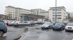 Galway University Hospital has the biggest waiting lists in the country, according to the figures