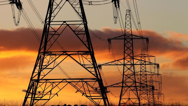 Proposals for a new electricity interconnector between the Republic and the North in the border region are now at the centre of High Court hearings. Stock photo: PA