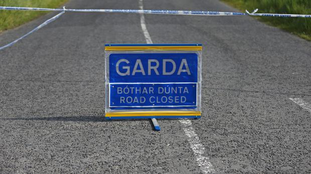The motorcyclist died after a collision with a car. (stock photo)