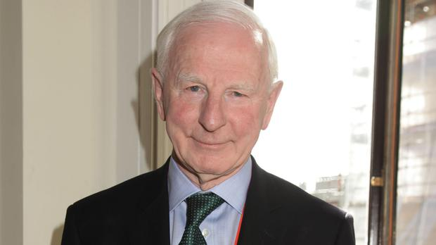 Ireland's former Olympic boss Pat Hickey