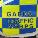 Gardai first swooped on two cars on the M50 motorway
