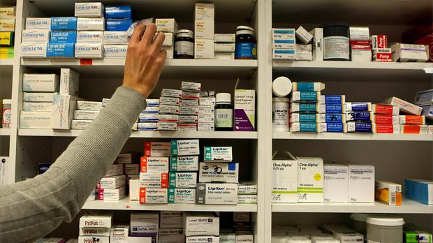 There could be medicine shortages in Ireland under a hard Brexit. (Stock picture)