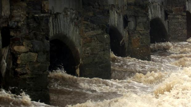 The Avoca River, Co Wicklow, is badly polluted, according to an environmental watchdog