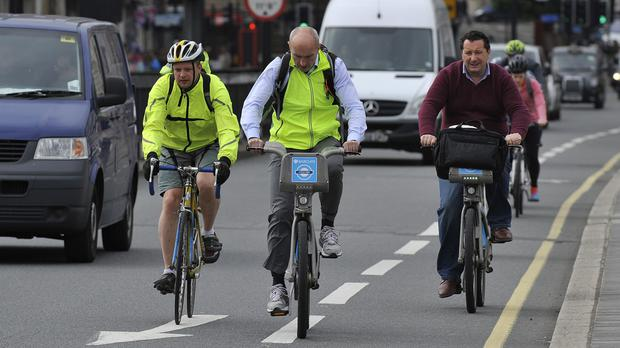 The Census revealed a significant increase in the number of people cycling to work