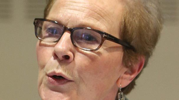 Noeline Blackwell called for editors and journalists to collaborate with the Dublin Rape Crisis Centre