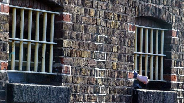An Irish Prison Service spokesman said prisons were being improved to end slopping out
