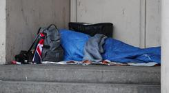 Homeless people were not accessing primary dental care services, experts said