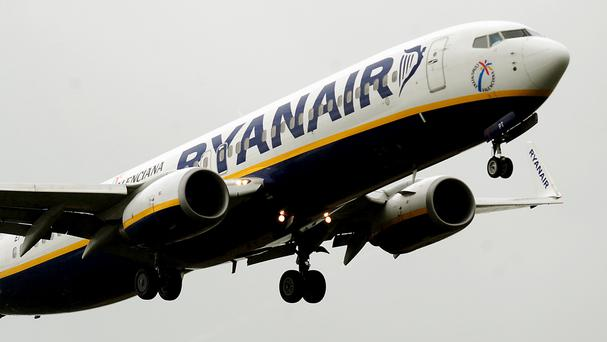 Ryanair cancels about 2000 flights over six weeks