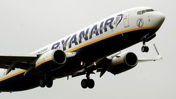Ryanair to cancel 40-50 flights a day over six-week period