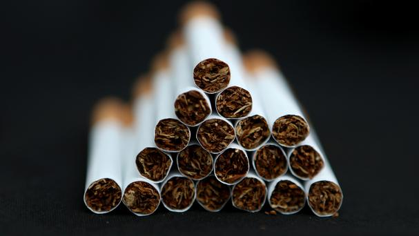 'The recent tobacco industry consolidation presents Imperial with big problems.' (stock pic)