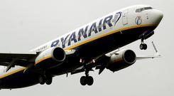 Ryanair passengers are furious that the budget airline is shelving up to 50 flights a day