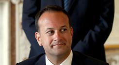 Leo Varadkar said XL Group was a welcome addition to Dublin's financial services sector