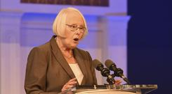 Judge Mary Laffoy chaired the Citizens' Assembly