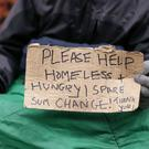 The agency said there has only been a slight increase in budgets since 2014 while the level of homelessness in the capital has soared by 170%