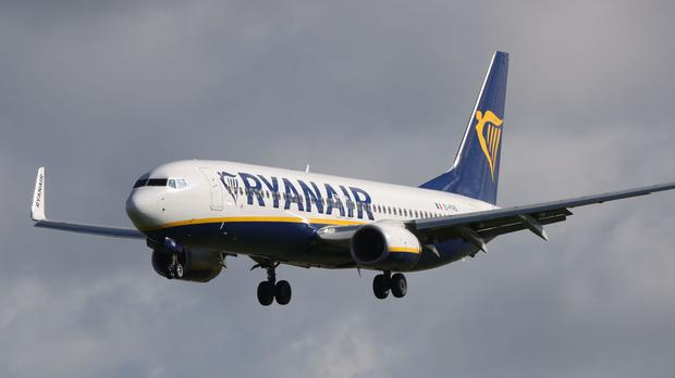 Ryanair says flight cancellations were brought about because of an error with pilot holiday rosters