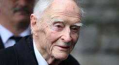 Liam Cosgrave has died at the age of 97