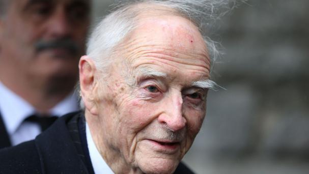 Liam Cosgrave, who was taoiseach between 1973 and 1977, has died at 97