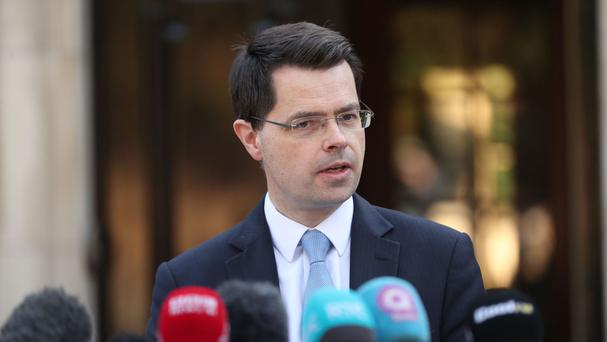 Northern Ireland Secretary James Brokenshire has urged the Democratic Unionists and Sinn Fein to finally resolve their differences