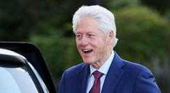Bill Clinton will meet with the Prime Minister