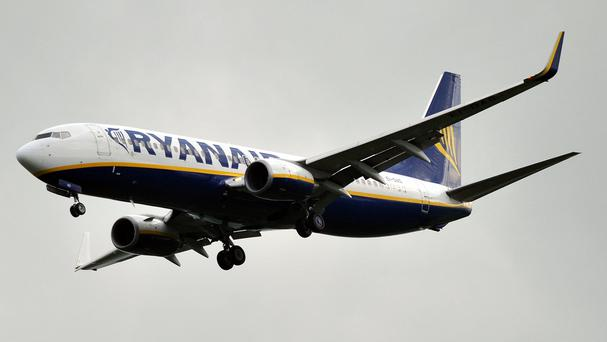 On Tuesday, Ryanair announced that Bellew would be rejoining the airline as chief operations officer. Photo: PA