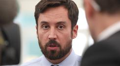 Housing Minister Eoghan Murphy said homelessness figures are still '