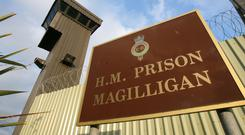 File photo dated 18/12/07 of a general view of Magilligan Prison, Co Londonderry, Northern Ireland as even though the authorities had considered plans to shut the jail in 2018, it has now emerged Justice Minister David Ford is reassessing the proposal, sources said.