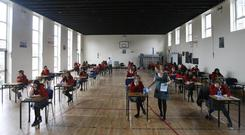 Almost three-quarters of secondary school students feel either