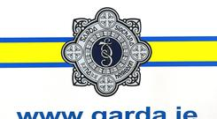 Gardai were involved in a high-speed chase