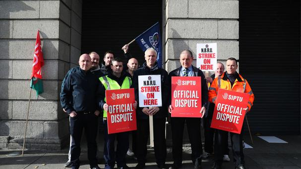 Irish Rail strike action suspended