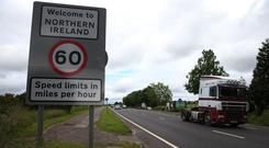 Emergency services and military on both sides of the border work together on planning for major incidents, the committee was told